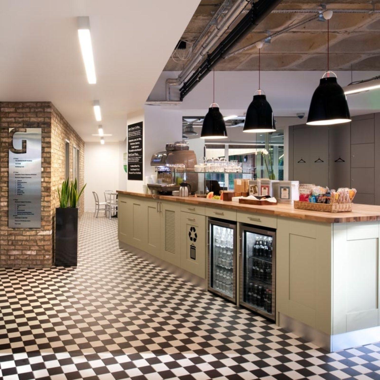 Morgan Lovell office design to impress