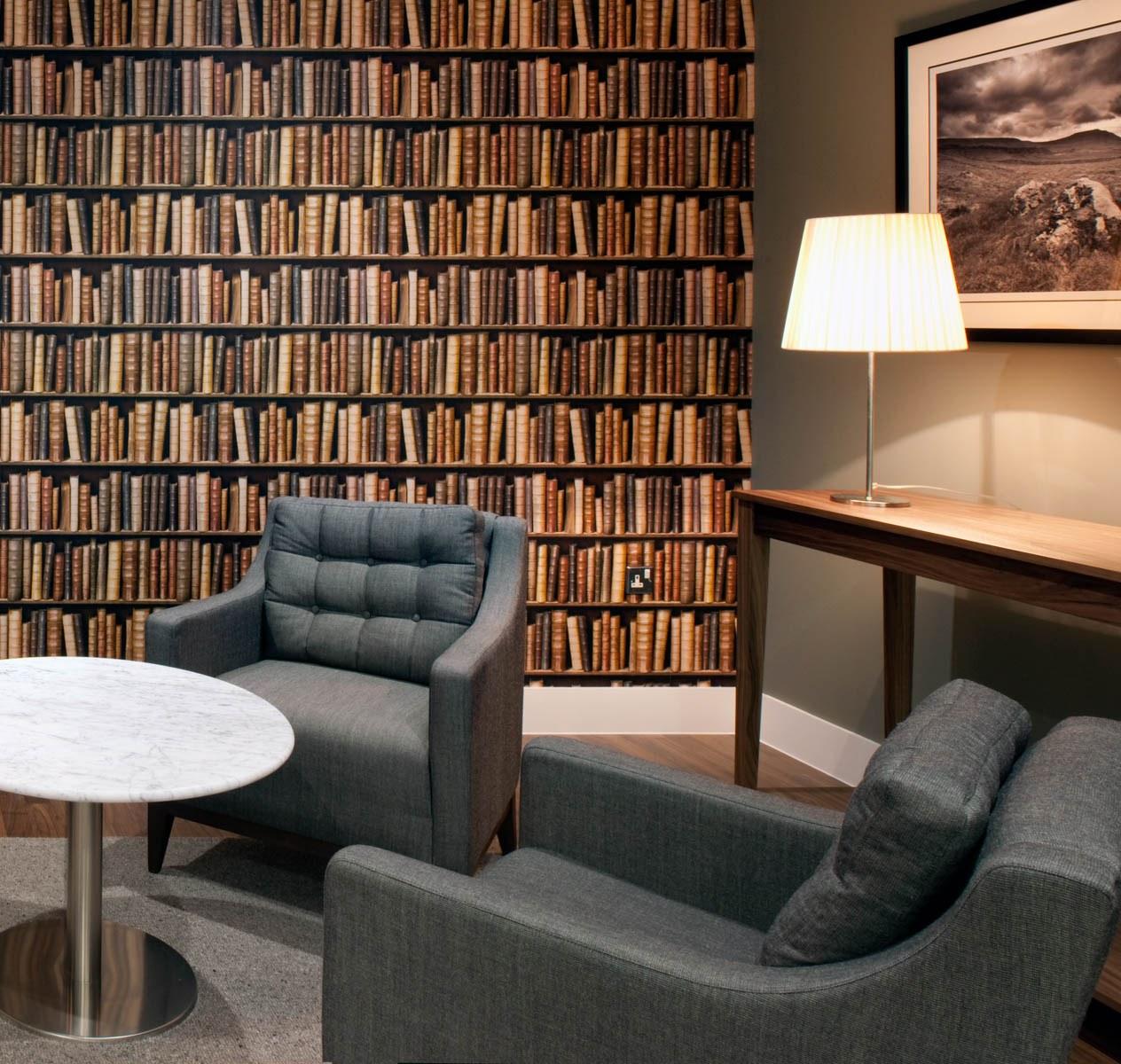 Nuffield Health office interior design