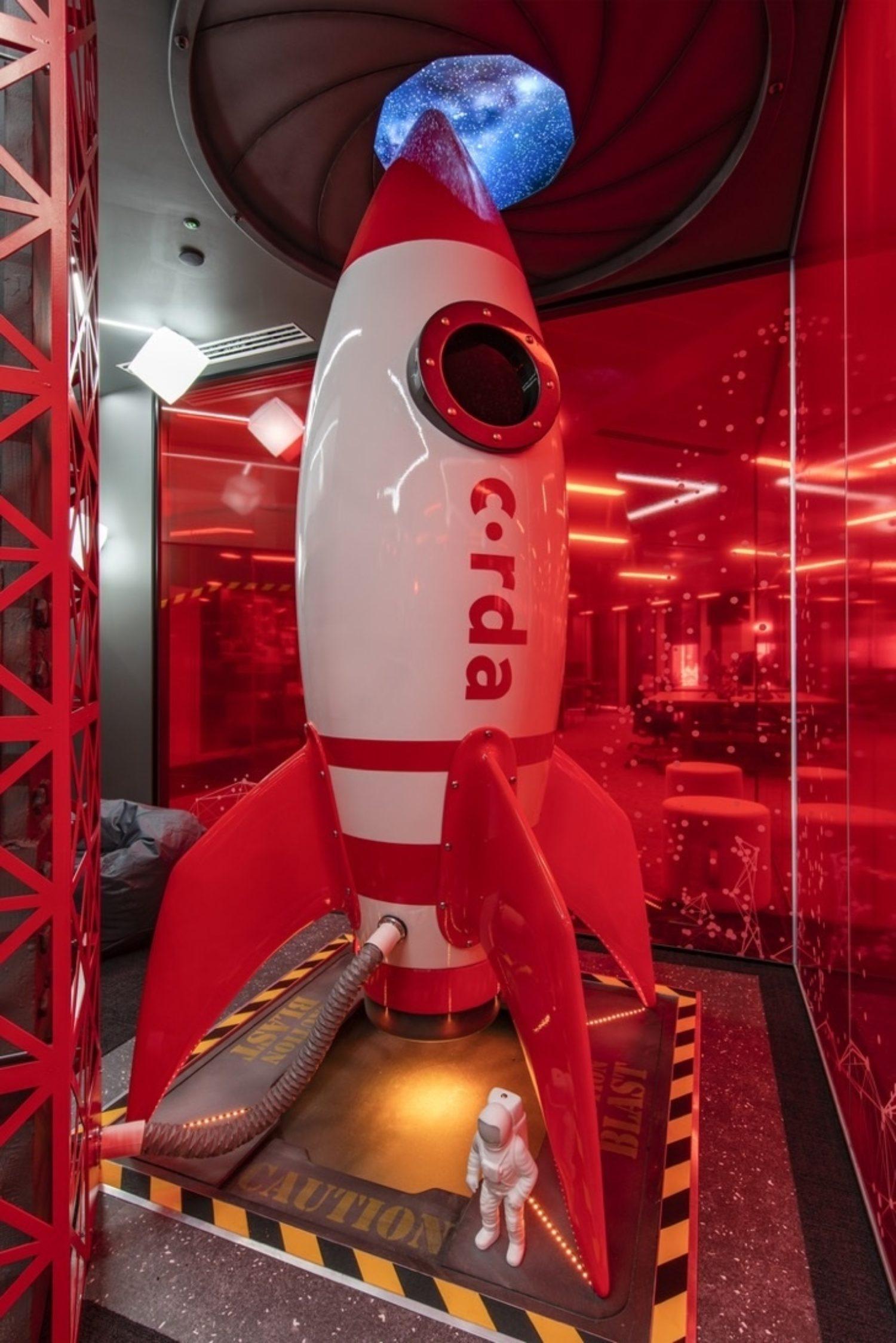 R3 London breakout space ideas