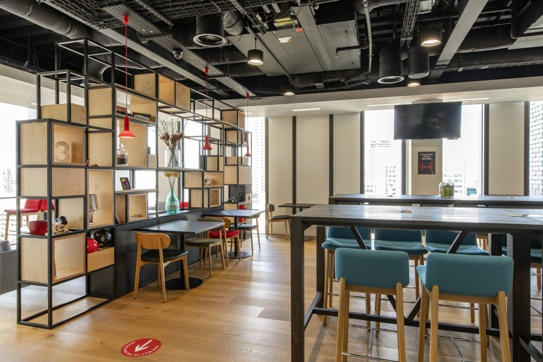 R3 london collaborative workspace design