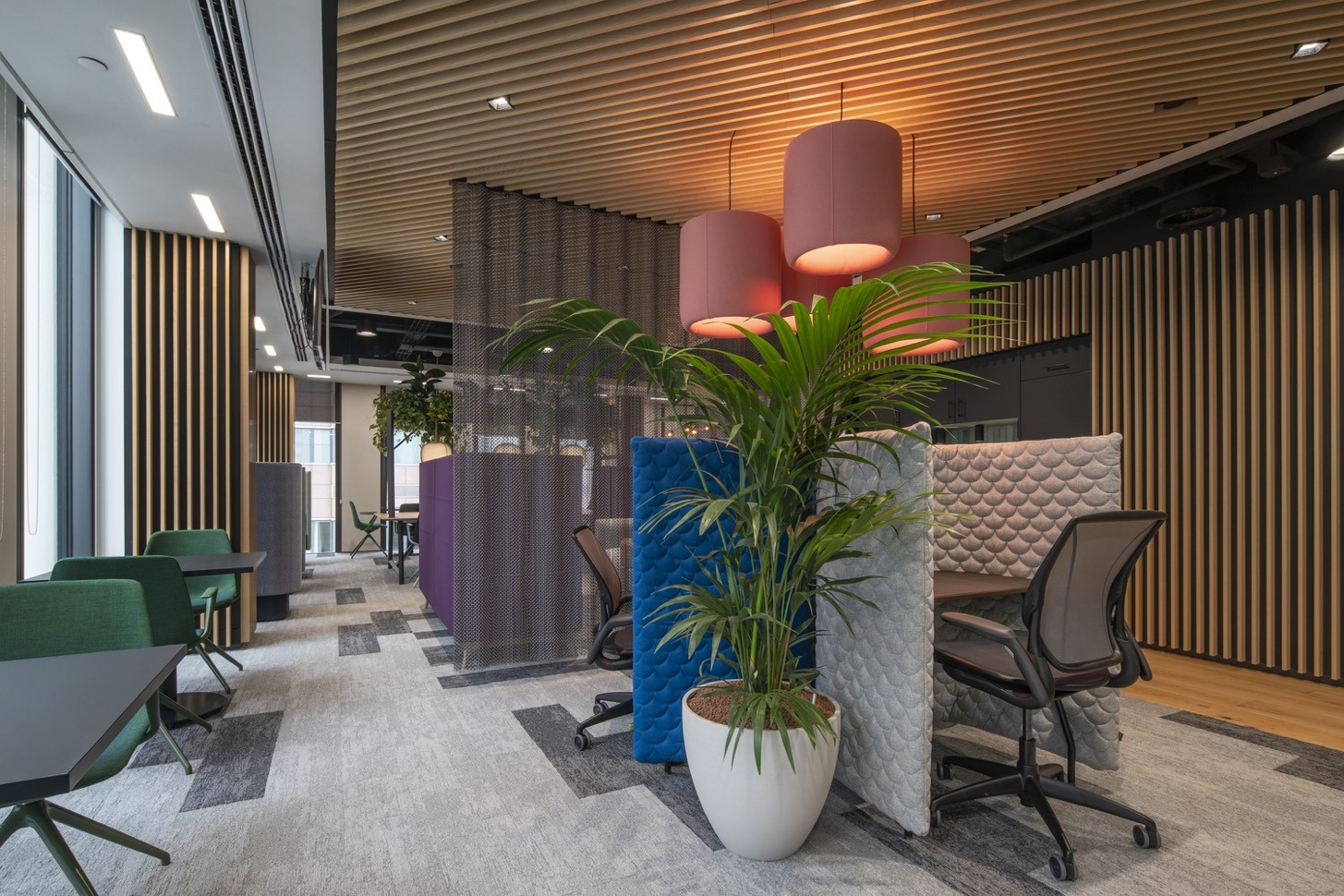 R3 london office design