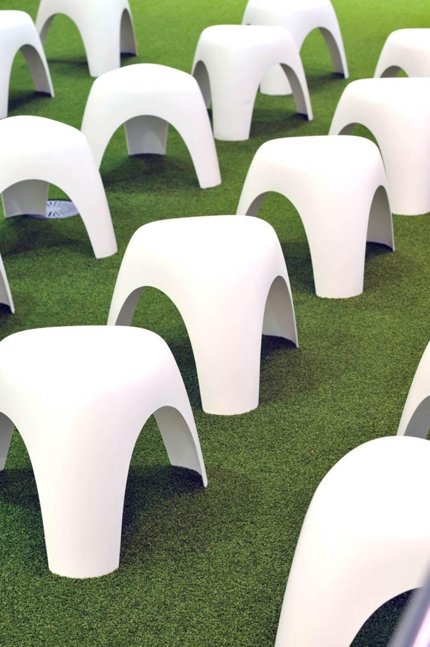 Rackspace breakout area furniture ideas
