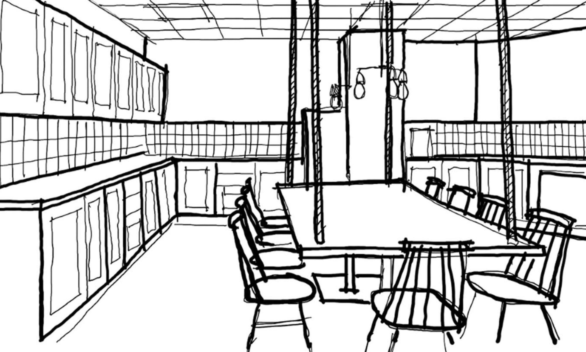 Royal Navy office kitchen ideas