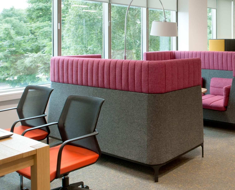 Suez office design for employee engagement