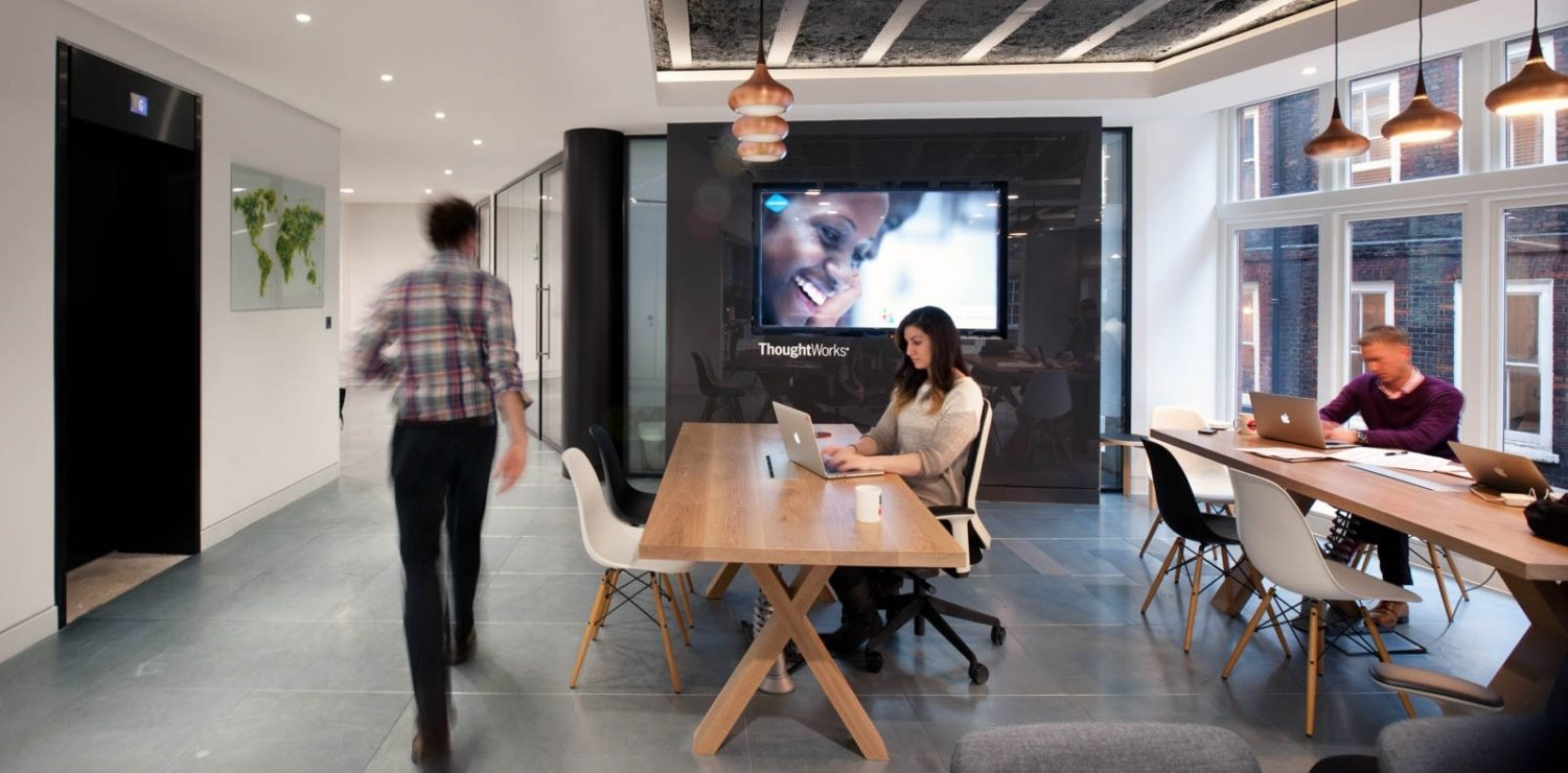 ThoughtWorks breakout space ideas