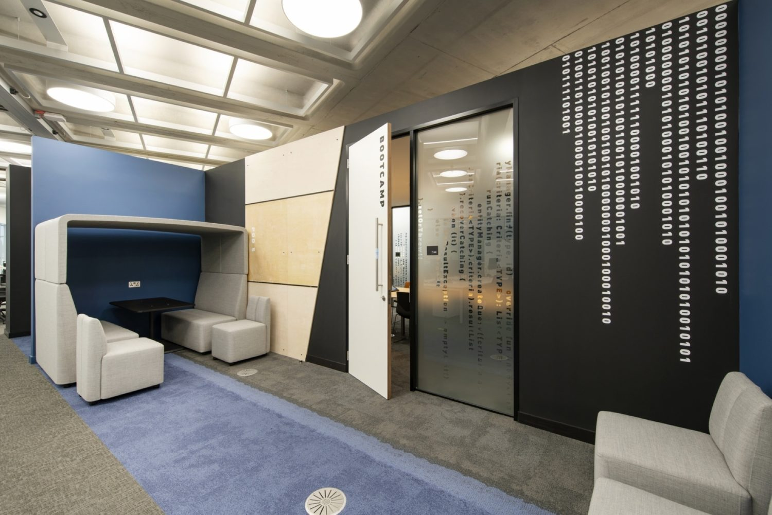 Metapack office fit out