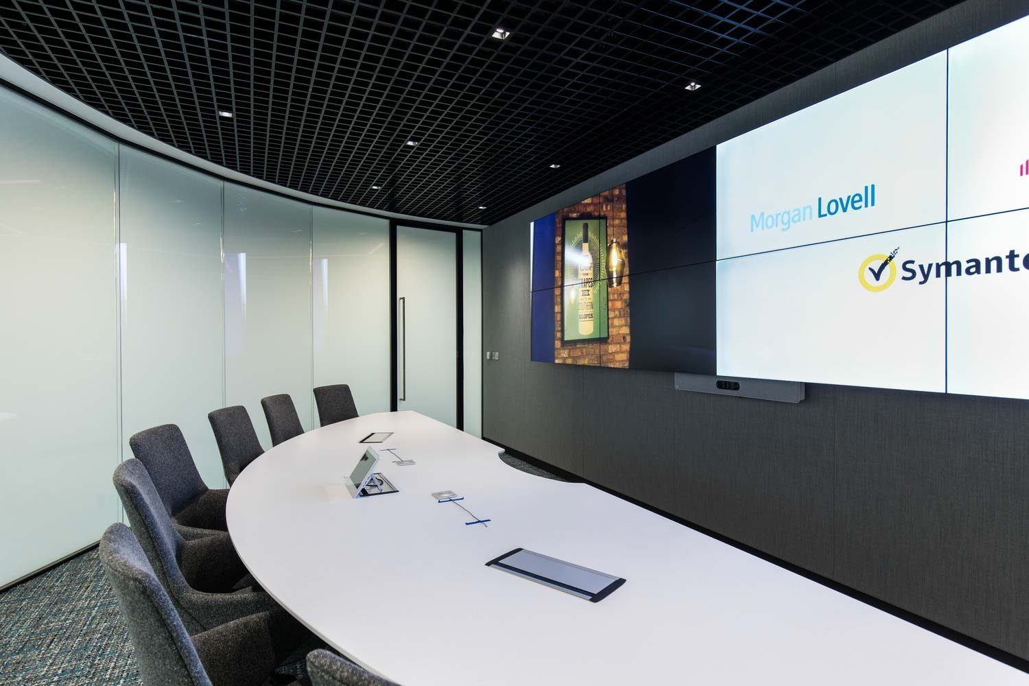 smart meeting room technology