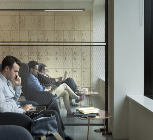 Natural light for wellbeing in office